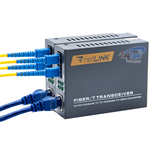 Bộ chuyển đổi quang điện 1 sợi Netlink HTB-GS-03 A/B
