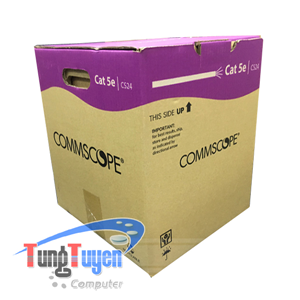 Cáp mạng Cat5e Commscope SFTP | PN : 219484-2