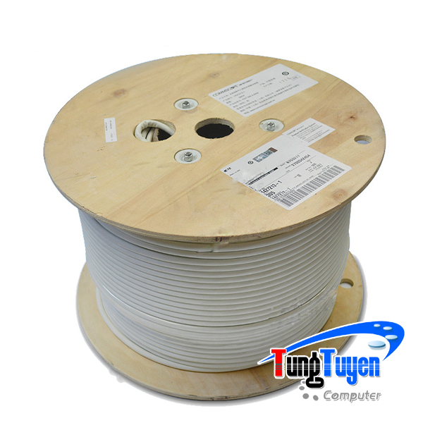 Cáp mạng COMMSCOPE/AMP Cat6 FTP | PN: 1859218-2