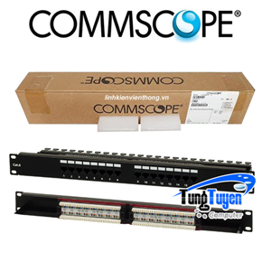 Patch panel COMMSCOPE Cat5 - 16 Port