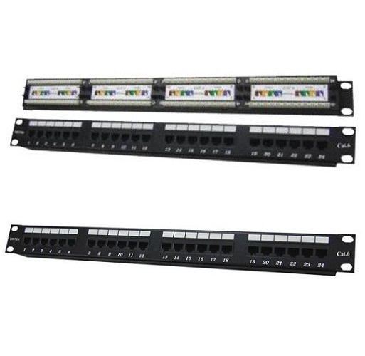 Patch Panel RJ11 Cat3 TELEPHONE 25port