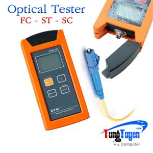 Test cáp quang BPM-100, Test FC ST SC
